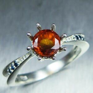 【送料無料】ネックレス シナモンオレンジガーネットシルバーkkゴールドプラチナリングnatural cinnamon orange hessonite garnet 925 silver  14k 18k gold platinum ring