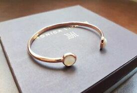 【送料無料】ネックレス モニカvinaderカフスサイレンローズスターリング monica vinader cuff bracelet siren thin rose gold vermeil sterling silver