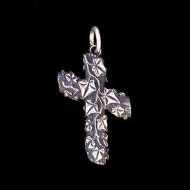【送料無料】ネックレス シルバークロスソリッドブリタニアシルバーsilver cross, solid heavy britannia silver 958 purer than sterling 925 true love
