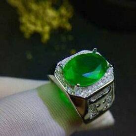 【送料無料】ネックレス コロンビアエメラルドリングs925スターリングengagemencertified natural colombian emerald ring s925 sterling silver men engagemen gift