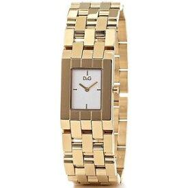 【送料無料】 腕時計 ピクニックトリプルゴールド5リンクブレスレットアナログウォッチdamp;g womens dw0742 picnic triple gold five links bracelet analog watch