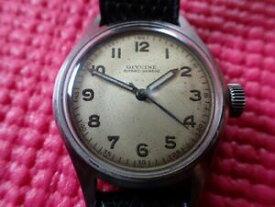 【送料無料】 腕時計 グリシンジュエルマニュアルglycine 72 17 jewel manual wrist watch fine condition