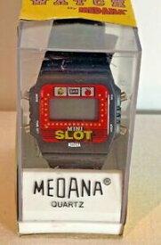 【送料無料】 腕時計 パッケージmedanaスロットマシンバッテリー