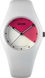 【送料無料】 腕時計 コペンハーゲンkolor01050プラスチックnoon copenhagen kolor watch 01050 plastic white