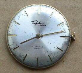 【送料無料】 腕時計 トラファルガーレバームーヴメントイータ2391trafalgar lever watch movement, calibre eta 2391, working order