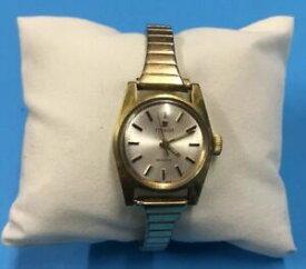 【送料無料】 腕時計 ティソジュエルスイスchs tissot amp; fils woman's wrist watch 17 jewell's swiss adjustable 10k filled