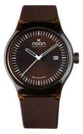 【送料無料】 腕時計 コペンハーゲンウォッチシリコンブラウンnoon copenhagen kolor watch 82003s6 silicone brown