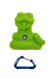 【boltタイプ】 ヘビ / Snake クライミングホールド(Bolt タイプ)【へび、蛇、大蛇、スネーク、スネイク、ボルダリング、キッズ、子供、向け、部屋、遊び道具】