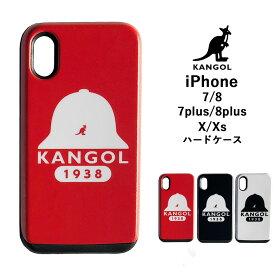 新入荷 送料無料 ゆうパケット KANGOL カンゴールiPhoneケース iphone ケース iPhone7 iPhone8 iPhoneX iPhoneXs ハードケース iPhone7Plus iPhone8Plus Plus スマホケース ハードカバー ハード カバー アイフォン