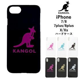 送料無料 ゆうパケット KANGOL カンゴールiPhoneケース iphone ケース iPhone7 iPhone8 iPhoneX iPhoneXs ハードケース iPhone7Plus iPhone8Plus Plus スマホケース ハードカバー ハード カバー アイフォン