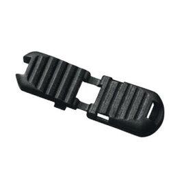 【ネコポス便対応】 YKK LE-WA プラスチックパーツ コードストッパー 2本紐用 / Cord Stopper Double Cord LEWA:LE05WA