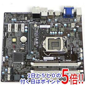 【エントリーで!ポイント10倍祭!】【中古】ECS製 MicroATXマザーボード B85H3-M4 (V2.0) LGA1150