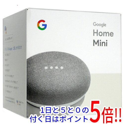 Google ポータブルBluetoothスピーカー(チョーク) Home Mini