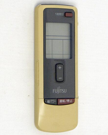 【中古】FUJITSU エアコンリモコン AR-EC5