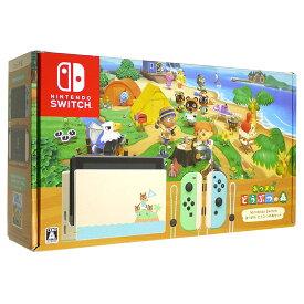 任天堂 Nintendo Switch あつまれ どうぶつの森セット HAD-S-KEAGC