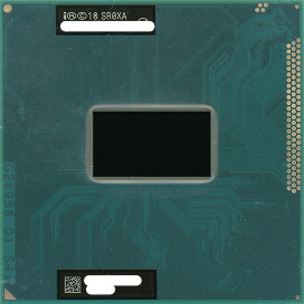【中古】Core i5 3340M 2.7GHz 3M Socket G2 35W SR0XA