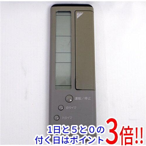 【中古】DAIKIN エアコンリモコン KRC111-3