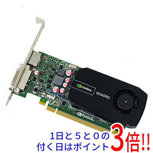 【中古】グラフィックボード NVIDIA Quadro 600 PCIExp 1GB