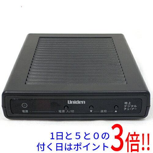 【中古】UNIDEN 地上デジタルチューナー DTH11