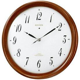 リズム時計 ソーラー電源掛け時計 RHGM109 4MY816HG06