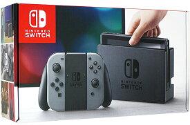 【エントリーで!ポイント10倍祭!】任天堂 Nintendo Switch グレー
