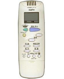 【中古】SANYO製 エアコンリモコン RCS-SH2