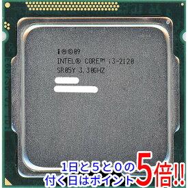 【中古】Core i3 2120 3.3GHz 4M LGA1155 65W SR05Y