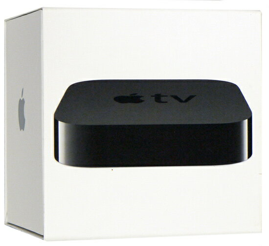 【中古】APPLE Apple TV MD199J/A A1469 Rev.A