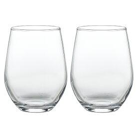 東洋佐々木ガラス ワイングラス 食洗機対応 日本製 2個セット クリア 325ml G101-T270