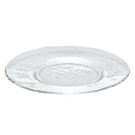 東洋佐々木ガラス ガラス製 プレート オービット リム付プレート240 46052