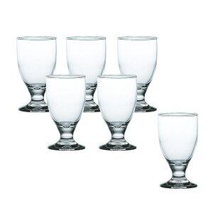 東洋佐々木ガラス グラス HS ステム ジュース用 6個 セット ソフトドリンク 食洗機対応 230ml 35803HS
