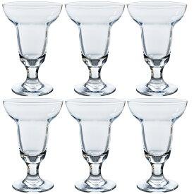 東洋佐々木ガラス パフェグラス 235ml プルエースパーラー 日本製 食洗機対応 35801 6個入