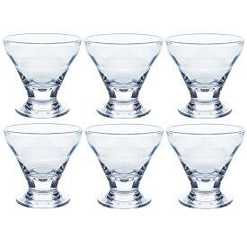 東洋佐々木ガラス デザートグラス 170ml パフェ 日本製 食洗機対応 36202HS 6個入