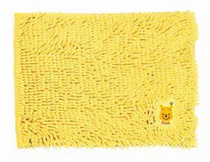 【送料無料】ディズニーモールマット(バスマット)45cm×60cm プーイエロー