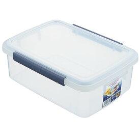 アスベル 保存容器 キッチンボックス ウィル 5.6L F-30 ( 透明 保存 保管 容器 パッキン フタ 蓋 蓋付き ふた ふた付き 角型 角 収納 キッチン 食品 乾物 缶 小麦粉 米 米袋 衣類 ペットフード 餌 キャンプ アウトドア )