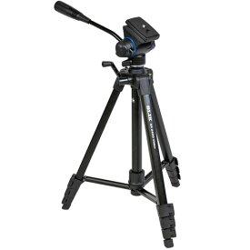 スリック GX6400 VIDEO ビデオ専用三脚 Uシリーズ 4段 (ビデオカメラ用三脚)(GX-6400VIDEO)(SLIK)