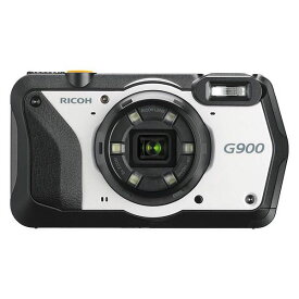 (7月26日発売) リコー RICOH 防水・防塵・業務用 デジタルカメラ G900