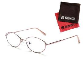 老眼鏡 ピントグラス 小松貿易 PINT GLASSES 703PK (PG-703-PK) 女性用 (老眼度数:+0.60〜2.50D) (クロスセット)