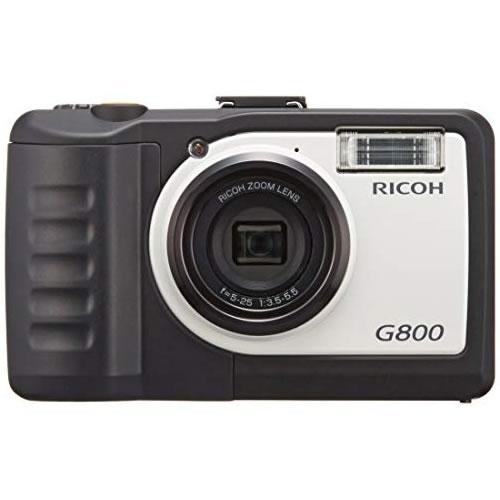 リコー RICOH G800 防水・防塵・業務用デジタルカメラ