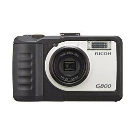 【Class10 SDカード8GB&予備バッテリー付】 リコー RICOH G800 &SD16GB&バッテリー