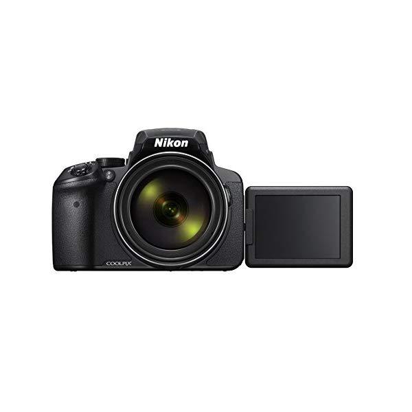 【送料無料】Nikon(ニコン) デジタルカメラ COOLPIX P900 ブラック