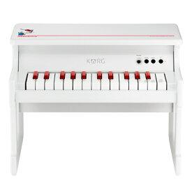 ピアノ おもちゃ ハローキティトイピアノ ミニピアノ タイニーピアノ コルグ 子供 お誕生日 プレゼント tinyPIANO-SKT キティちゃん コラボ (ラッピング不可)