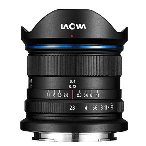 LAOWA 広角レンズ 9mm F2.8 Zero-D 富士フイルムX用 (商品コード:LAO0027)(ラオワ・ラオア・富士フィルムXシリーズ)