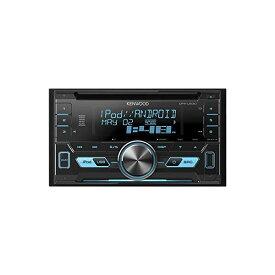 ケンウッド [KENWOOD]DPX-U530 MP3/WMA/AAC/WAV/FLAC対応CD/USB/BTレシーバー 2DINサイズ【カー用品】【ラッピング不可】