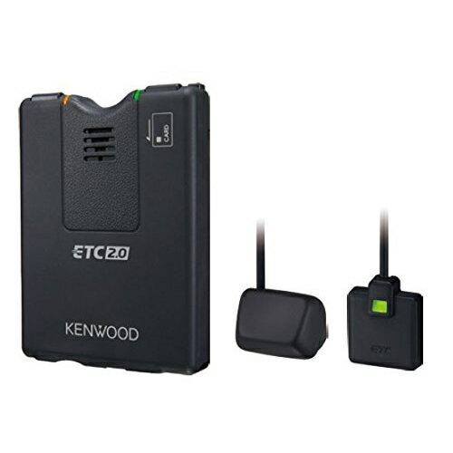 ケンウッド ETC-N7000 カーナビ連動型高度化光ビーコン対応 ETC2.0車載器 (KENWOOD)