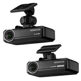 (フロント用&リア用セット)ケンウッド ナビ連携型ドライブレコーダー DRV-N530 DRV-R530 ドラレコ (KENWOOD)