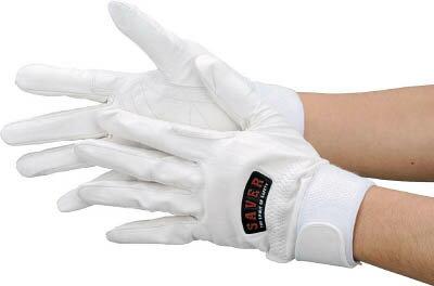 【代引不可】【メーカー直送】 シモン【作業手袋】 セイバーNo.10白 LL寸 SAVER10LL (4039980)【ラッピング不可】