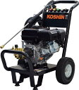 【代引不可】【メーカー直送】 工進 【清掃機器】 エンジン式高圧洗浄機 JCE1408UDX (7708131)【ラッピング不可】