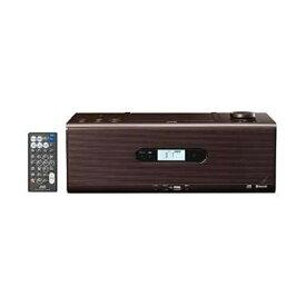 JVCケンウッド CDポーダブルシステム RD-W1-T ブラウン [オーディオ機器][スピードコントロール]