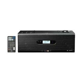 JVCケンウッド CDポーダブルシステム RD-W1-B ブラック [オーディオ機器][スピードコントロール]
